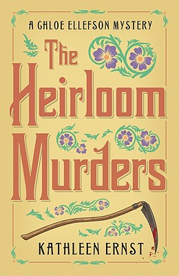 The Heirloom Murders By Ernst, Kathleen